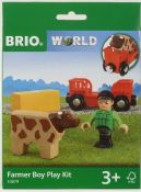 Brio 33879 Farmer Boy Play Kit
